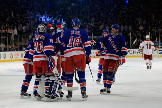 New York Rangers: Is This Team Good Enough to Win the Stanley Cup?