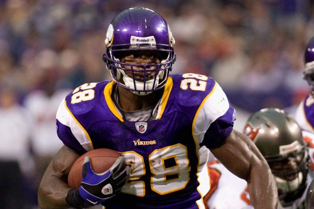 2012 NFL Offseason: Adrian Peterson to Change His Number This Offseason?