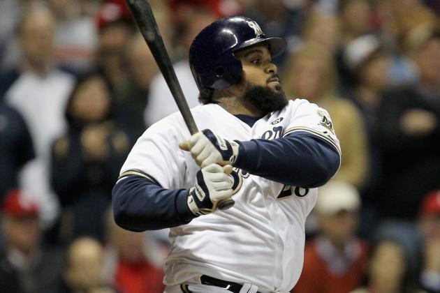MLB Trade Rumors: Prince Fielder Said to Ink 9-Year Deal with Detroit Tigers