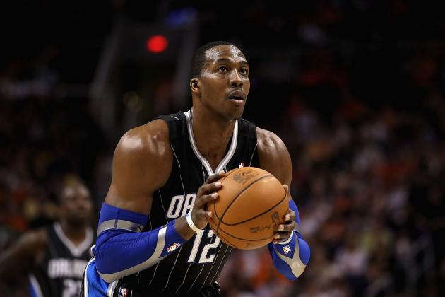 NBA Trade Rumors: Dwight Howard Having Best Season Ever Despite Trade Talk