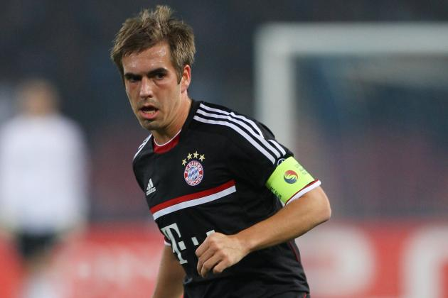 Philip Lahm: Bayern Munich Better Than Dortmund, Schalke or Monchengladbach