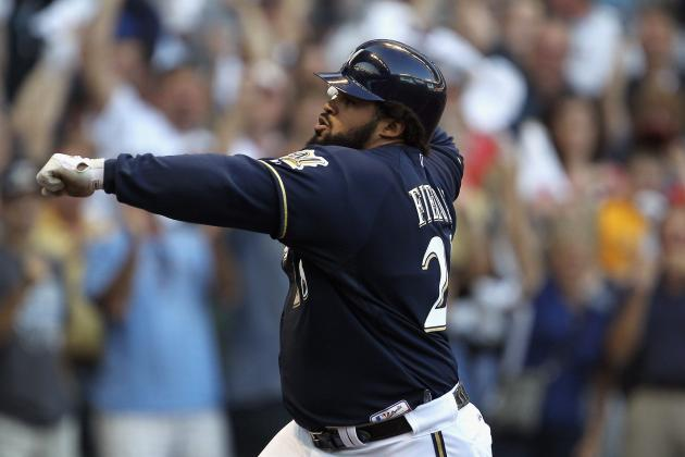 Prince Fielder Guarantees the Detroit Tigers Another AL Central Championship