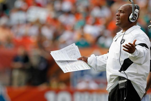 Raiders Ex-Coach Jackson Recants, but We Know Better