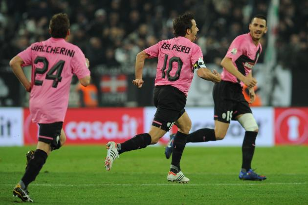 Juventus Comes Out on Top in Showdown with Roma: Del Piero Provides Firepower