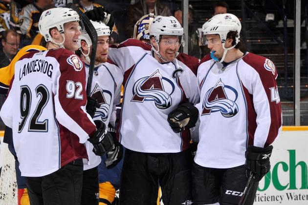 Colorado Avalanche Hoping 2nd Half Will Bring Playoff Berth