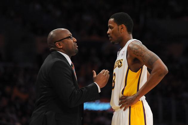 Los Angeles Lakers: Why Devin Ebanks Needs More Playing Time at Small Forward