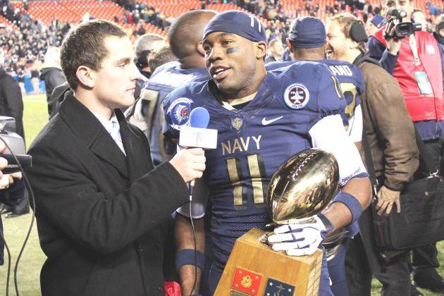 Big East Announces: Navy Midshipmen Joining for Football in 2015