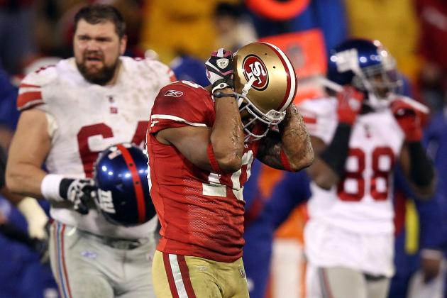 Kyle Williams Will Get Blame, but San Francisco 49ers Need More from Offense