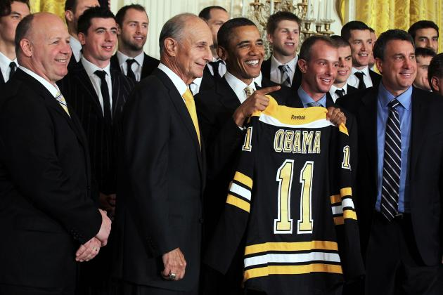 Tim Thomas Was Wrong and Disrespectful to Not Show Up at the White House
