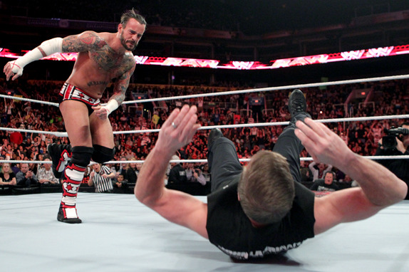 WWE Royal Rumble 2012: How Will CM Punk Overcome John Laurinaitis' Bias?