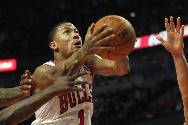 Chicago Bulls: Beating Pacers Will Prove Derrick Rose and Co. Are NBA's Best