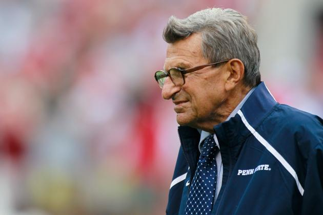Joe Paterno's Passing Changes Game of College Football Forever