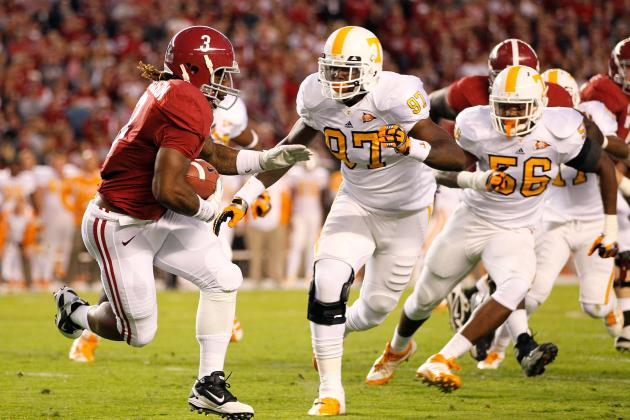 Tennessee Football: Malik Jackson Represents Vols at Senior Bowl