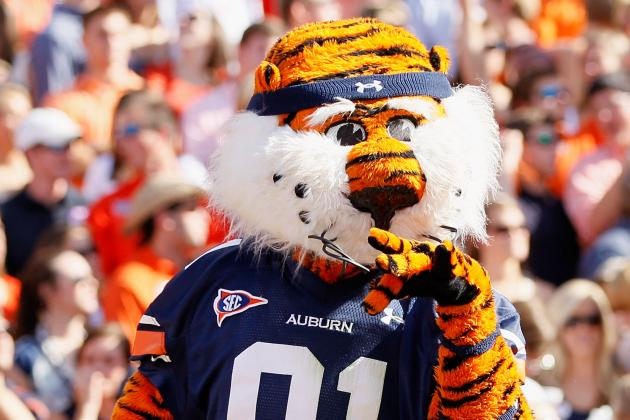 Auburn Football 2012: Season Schedule and Opponent Returning Starters