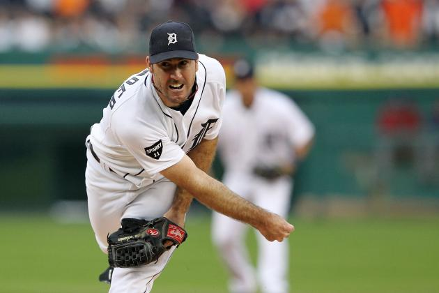Fantasy Baseball Draft Day Decision: Why Justin Verlander Is Not the Top SP