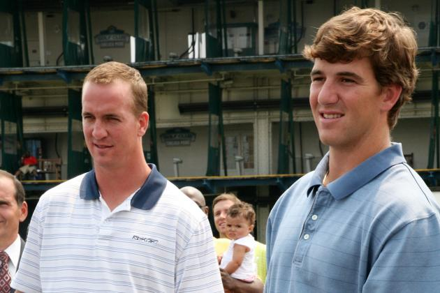 Super Bowl 2012: Peyton Manning Will Overshadow Eli and Brady in Headlines