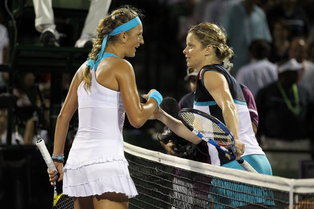 Clijsters vs. Azarenka: Start Time, TV Info and Predictions for Semifinal Match