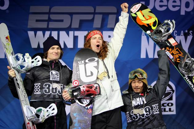 Winter X Games 16: 3 Snowboarders Who Will Challenge Shaun White