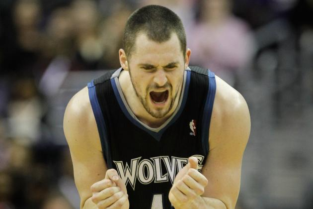 Minnesota Timberwolves' Lowball Gamble on Kevin Love Will Backfire