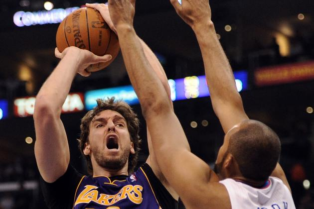 Lakers Rumors: Unhappy Pau Gasol Must Get More Touches in the Post
