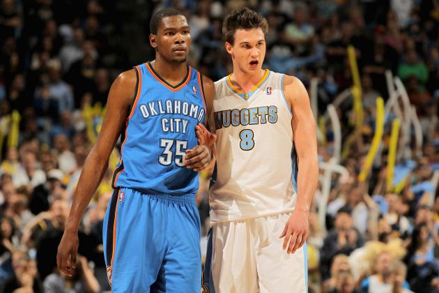 NBA Extension Deadline: Danilo Gallinari Gets Extension from Nuggets