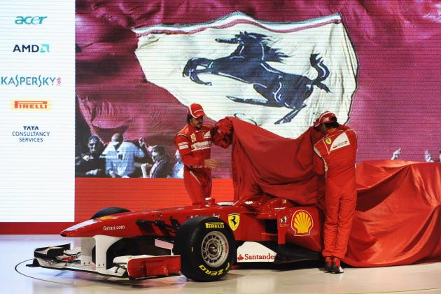 Formula 1 2012: Ferrari Prepared to Sacrifice Aesthetics for Speed