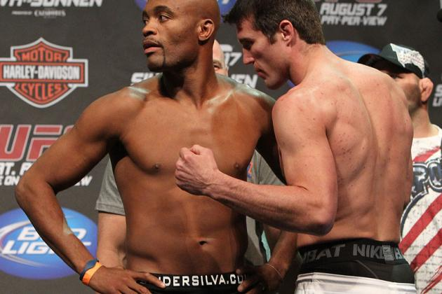 UFC on Fox 2: Chael Sonnen Says 'Anderson Silva Is As Fake As Mike Tyson'