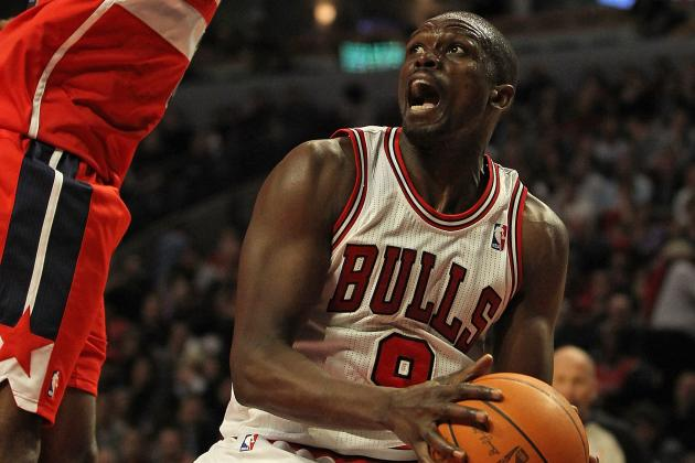 Luol Deng Injury Will Keep Chicago Bulls from Getting No. 1 Playoff Seed in East
