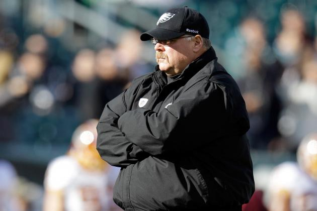 Andy Reid: Philadelphia Eagles Head Coach Still Silent on Fate of Juan Castillo
