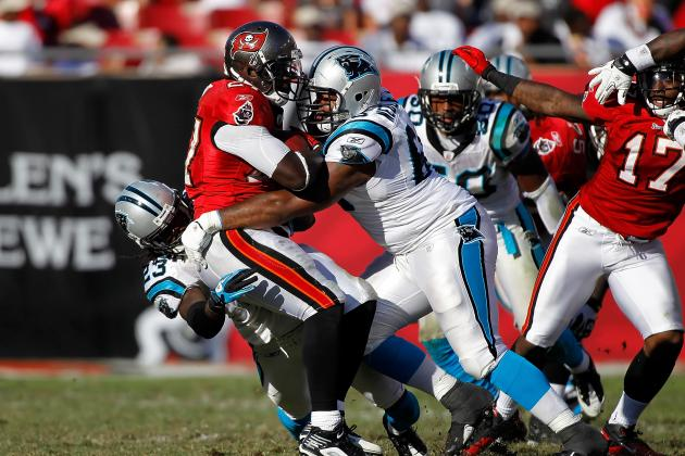 2012 NFL Draft: Carolina Panthers Positions That Can Be Improved in Late Rounds