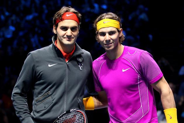 Australian Open 2012: Roger Federer's Chances of Beating Rafael Nadal Not Bad