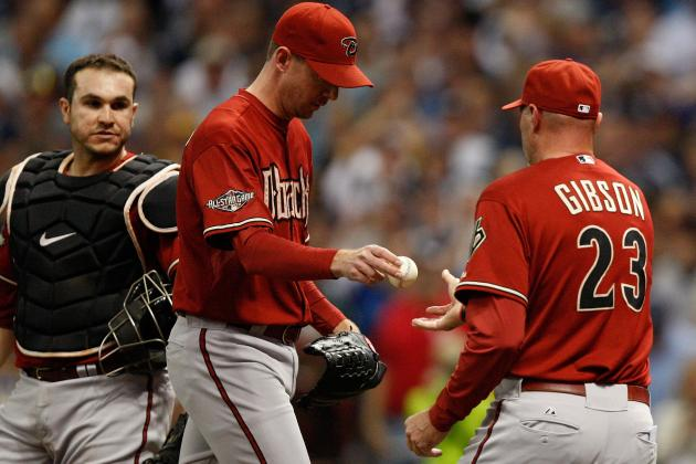 Arizona Diamondbacks Agree to Terms with Brad Ziegler