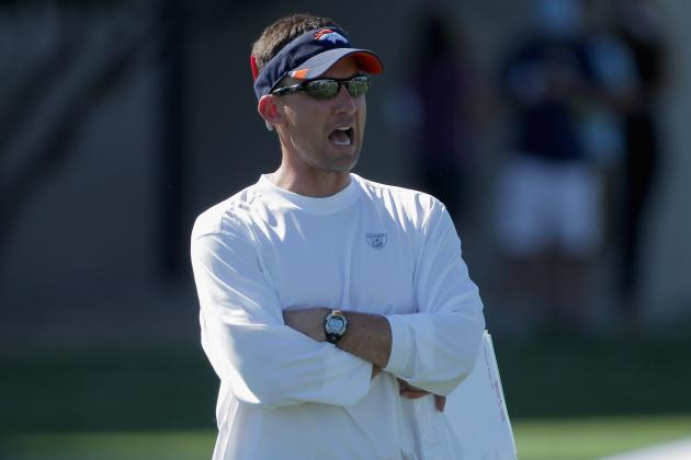 Dennis Allen and the Oakland Raiders: Why It's a Good Fit