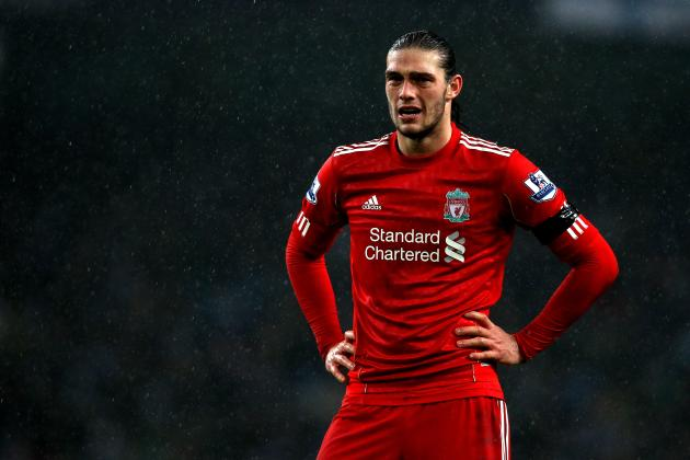 Liverpool Transfer Rumors: Why Andy Carroll's Career Is Finished at Anfield