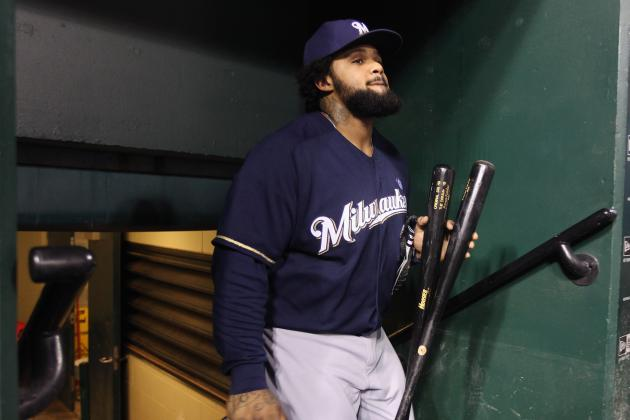 Prince Fielder: Tigers New World Series Favorites Following Fielder Trade