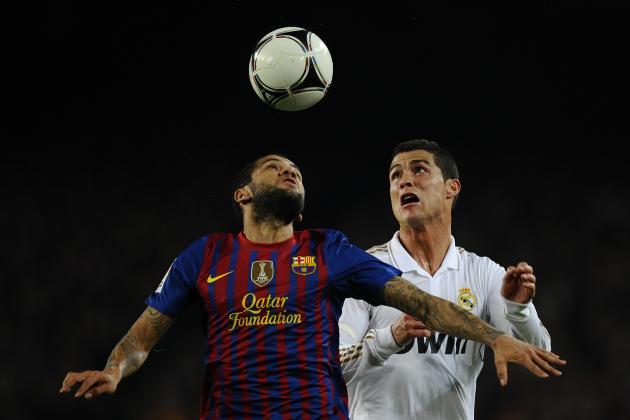 Barcelona vs. Real Madrid: La Liga Giants Show Us How a 'Clasico' Is Played
