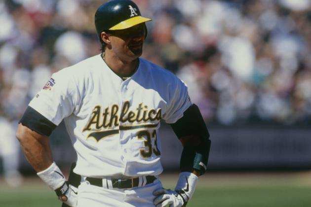 MLB Rumors: Oakland A's Should Fulfill Jose Canseco's Wish and Sign Him Again
