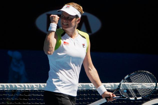 Australian Open 2012: Kim Clijsters Has Look of Defending Champion