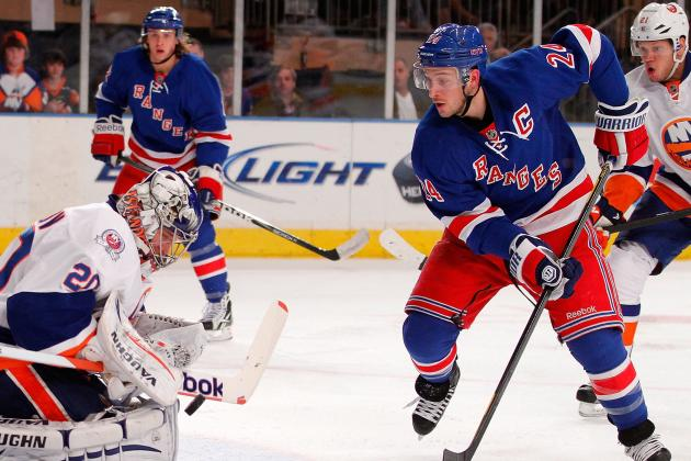 New York Rangers Enjoy Successful First Half, Fans Recall Success of '94 Season