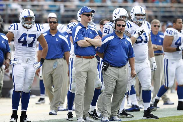 Peyton Manning the New Colts Offensive Coordinator?