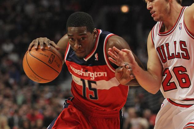 Fantasy Basketball: Washington Wizards' Jordan Crawford Heating Up