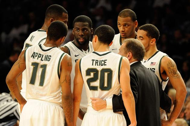 Michigan State Basketball: Tom Izzo Wins 400th as Spartans Beat Minnesota