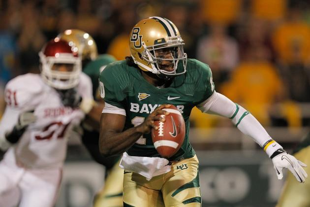 2012 NFL Mock Draft: Where Robert Griffin III, Heisman Contenders Will End Up
