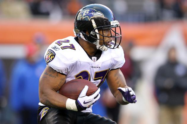 Fantasy Football 2012: Ray Rice vs. Darren Sproles in PPR League
