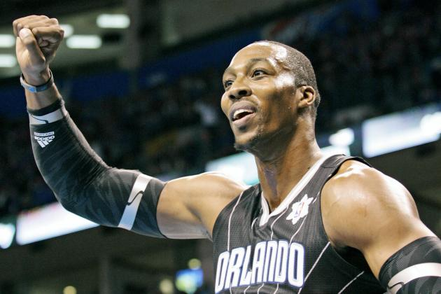 Dwight Howard to New Jersey Nets Plus Other Potential Landing Spots