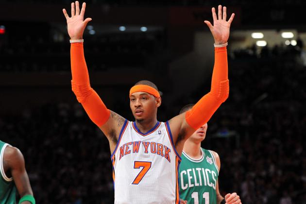 NY Knicks: Carmelo's Willingness to Evolve Benefits Himself, Team in Long Run