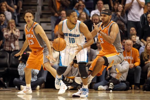 Eric Gordon Out and with No Extension, New Orleans Hornets' Future Uncertain