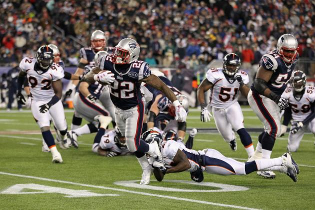 Stevan Ridley: Bill Belichick Must Play Him in Super Bowl XLVI