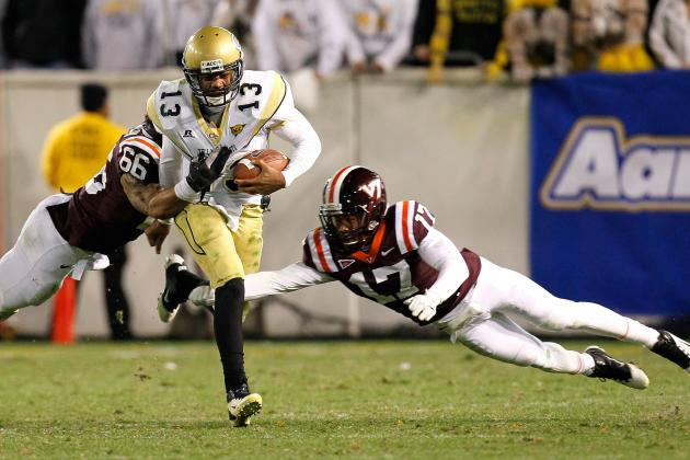 Georgia Tech 2012 Season Opener Pits Yellow Jackets with Virginia Tech
