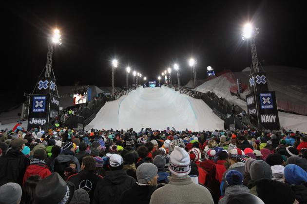 Winter X Games 16 Schedule: TV Schedule and Events to Watch